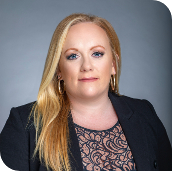 Jessica Holliday, Executive Vice President of Quality